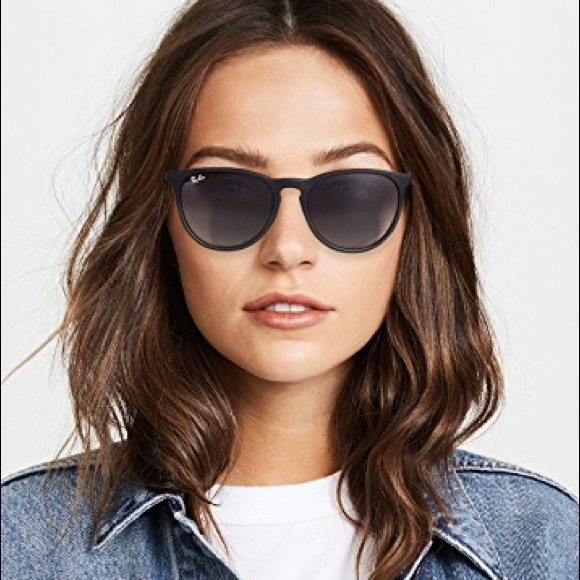 538673d8e1e8df Authentic Ray-Ban Erika black sunglasses. M 5bcc9a7bdf03071555e6650c